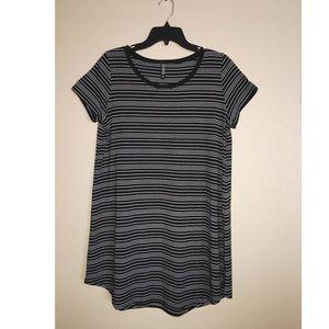 Cotton On Women's Striped Shirt Dress